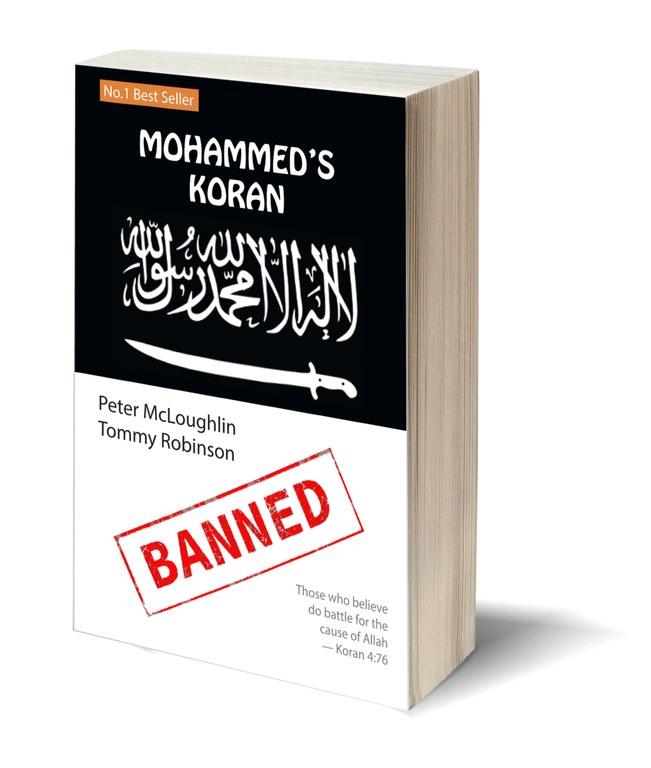 mohammeds koran banned 3d